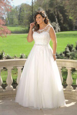 Brudekjole LS 719035